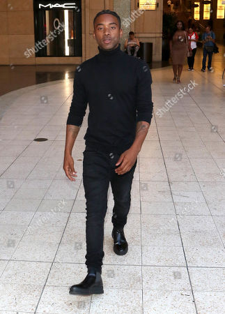 Stock Picture of Algee Smith