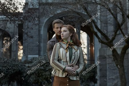 Jason Cermak as Troy and Annalise Basso as Heaven