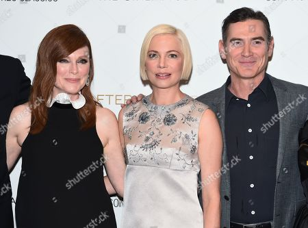 Julianne Moore, Michelle Williams and Billy Crudup