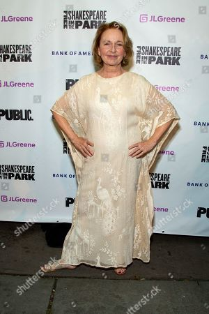 Editorial photo of 'Coriolanus' play opening night, arrivals, Public Theater's Free Shakespeare in the Park, New York, USA - 05 Aug 2019