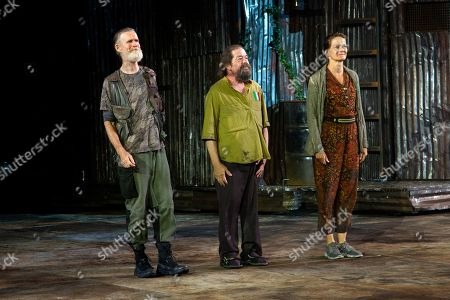 Editorial picture of 'Coriolanus' play opening night, Public Theater's Free Shakespeare in the Park, New York, USA - 05 Aug 2019