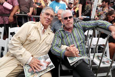 Elliott Gould, Ron Perlman