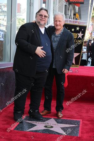 Guillermo Del Toro, Writer/Producer, Michael Mann