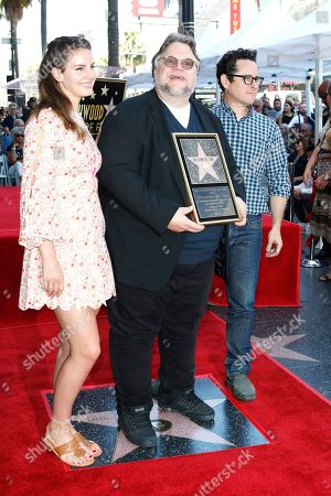 Editorial photo of Guillermo Del Toro Walk of Fame ceremony, Los Angeles, USA - 06 Aug 2019