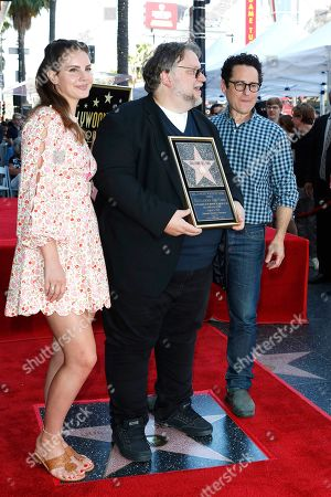 Editorial image of Guillermo Del Toro Walk of Fame ceremony, Los Angeles, USA - 06 Aug 2019