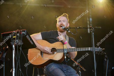 Editorial photo of 'Tunes in the Castle' festival at Powderham Castle, Devon, UK - 04 Aug 2019