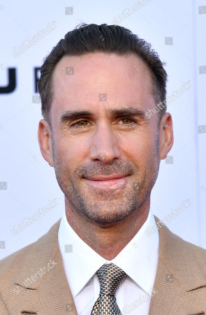 Stock Picture of Joseph Fiennes