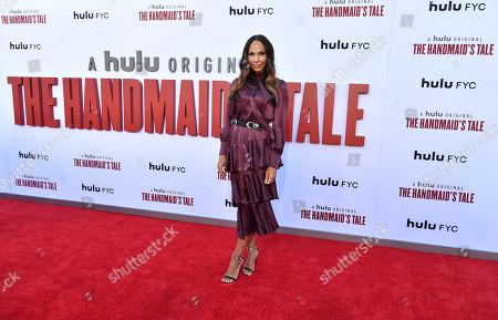 Editorial photo of 'The Handmaid's Tale' TV Show Season 3 Premiere, Arrivals, Regency Village Theatre, Los Angeles, USA - 06 Aug 2019