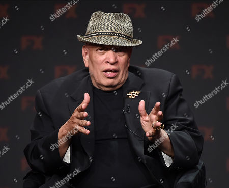 Stock Image of Walter Mosley