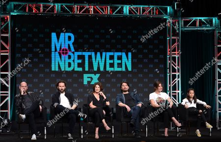 Editorial photo of FX Networks 'Mr Inbetween' TV show panel, TCA Summer Press Tour, Los Angeles, USA - 06 Aug 2019
