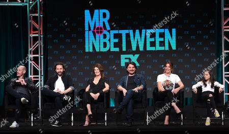 Editorial image of FX Networks 'Mr Inbetween' TV show panel, TCA Summer Press Tour, Los Angeles, USA - 06 Aug 2019