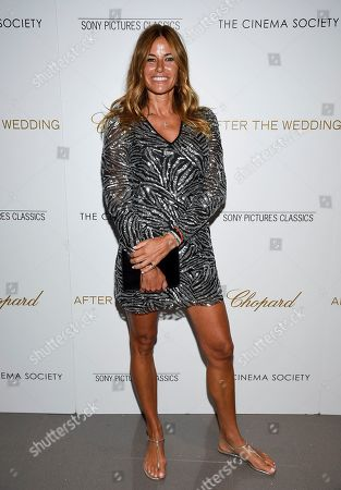 "Stock Image of Kelly Killoren Bensimon attends a special screening of ""After the Wedding"", hosted by Chopard with Sony Pictures Classics and The Cinema Society, at the Regal Essex, in New York"