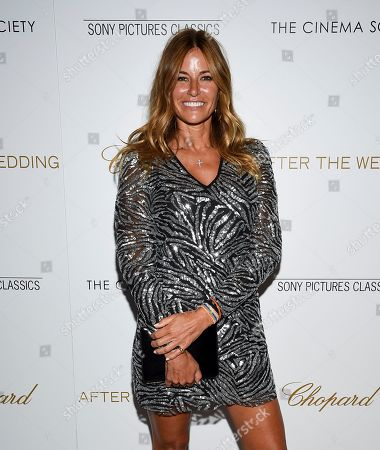 "Stock Photo of Kelly Killoren Bensimon attends a special screening of ""After the Wedding"", hosted by Chopard with Sony Pictures Classics and The Cinema Society, at the Regal Essex, in New York"