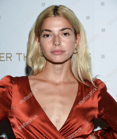 """Kit Clementine Keenan attends a special screening of """"After the Wedding"""", hosted by Chopard with Sony Pictures Classics and The Cinema Society, at the Regal Essex, in New York"""