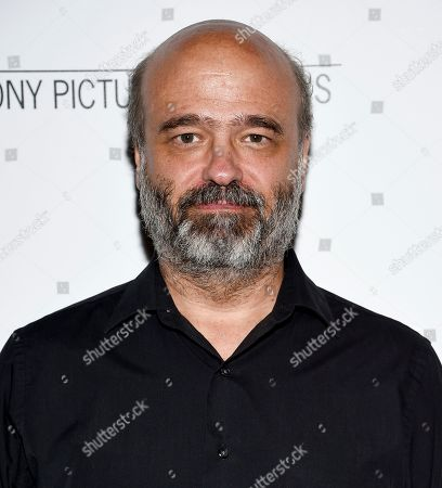 """Scott Adsit attends a special screening of """"After the Wedding"""", hosted by Chopard with Sony Pictures Classics and The Cinema Society, at the Regal Essex, in New York"""