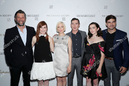 Bart Freundlich, Julianne Moore, Michelle Williams, Billy Crudup, Abby Quinn, Alex Esola