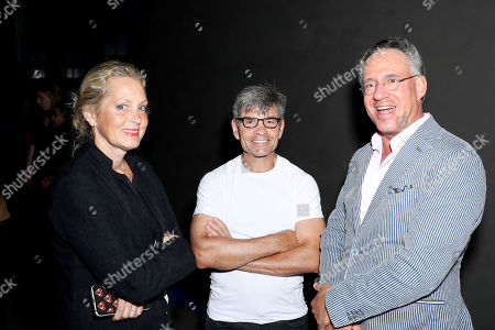 Editorial picture of Chopard & The Cinema Society host a Screening of Sony Pictures Classics 'After The Wedding', New York, USA - 06 Aug 2019