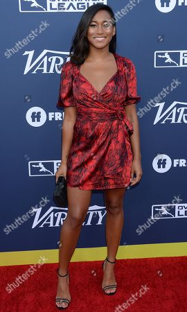 Editorial image of Variety Power of Young Hollywood presented by Freeform, arrivals, Los Angeles, USA - 06 Aug 2019