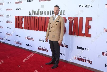 Editorial picture of 'The Handmaid's Tale' TV Show Season 3 Premiere, Arrivals, Regency Village Theatre, Los Angeles, USA - 06 Aug 2019