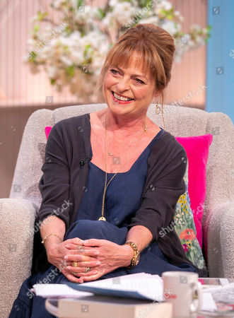 Editorial photo of 'Lorraine' TV show, London, UK - 07 Aug 2019