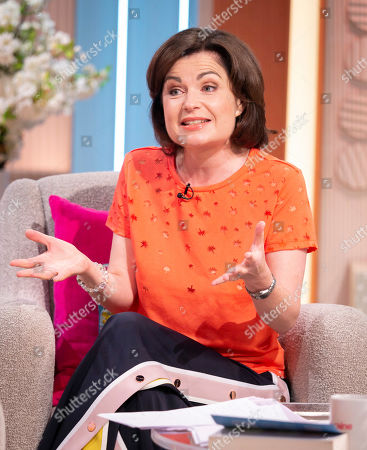 Editorial picture of 'Lorraine' TV show, London, UK - 07 Aug 2019