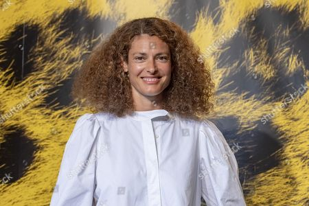 Ginevra Elkann from Italy during the photocall for the film Magari at the 72nd Locarno International Film Festival in Locarno, Switzerland, 07 August 2019. The Festival del film Locarno runs from 07 to 17 August 2019.