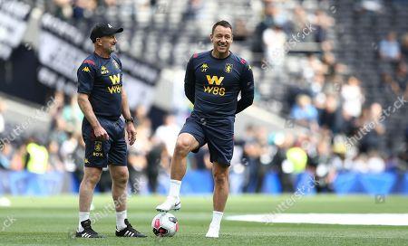 John Terry assistant head coach of Aston Villa