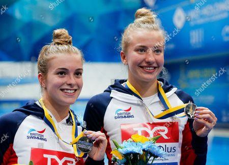 Editorial photo of European Diving Championships, Kiev, Ukraine - 07 Aug 2019