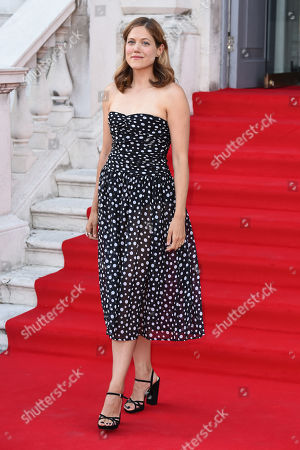 Editorial photo of 'Pain and Glory' Film4 Summer Screen film premiere, Somerset House, London, UK - 08 Aug 2019