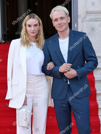 Stock Picture of Joanna Vanderham and Mr Hudson