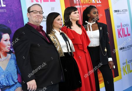 Marc Cherry, Lucy Liu, Ginnifer Goodwin and Kirby Howell-Baptiste
