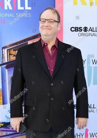 Stock Photo of Marc Cherry