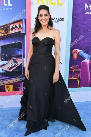 Stock Image of Alicia Coppola