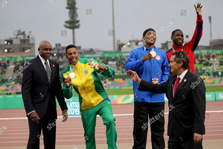Editorial photo of Pan Am Games, Lima, Peru - 07 Aug 2019