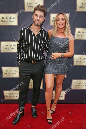 Charlotte Crosby and Josh Ritchie
