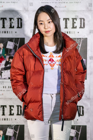 Ahn So-hee, former member of the girl group Wonder Girls