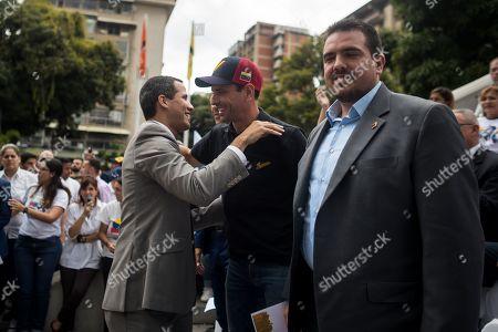 Editorial image of Anniversary of the arrest of opposition deputy Juan Requesens in Caracas, Venezuela - 07 Aug 2019