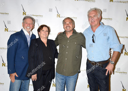 Larry Gatlin, Sharon Vaughn, Marcus Hummon and Rivers Rutherford