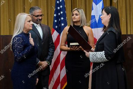 Editorial image of Governor, San Juan, Puerto Rico - 07 Aug 2019