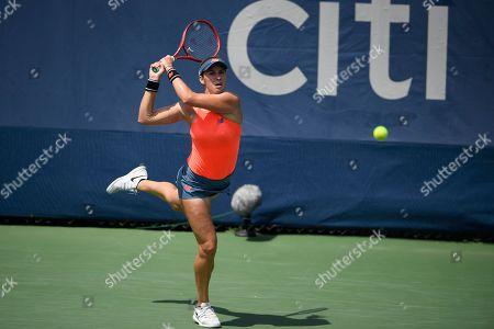 Editorial image of Tennis, Washington, USA - 02 Aug 2019