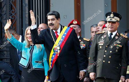 Editorial picture of Political Crisis, Caracas, Venezuela - 07 Aug 2019