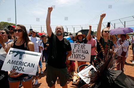 Editorial photo of Texas Mall Shooting, El Paso, USA - 07 Aug 2019