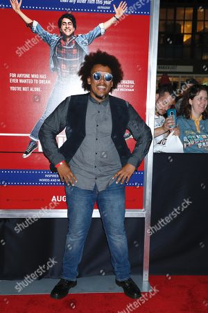 Stock Image of Jake Clemons