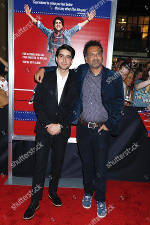 Viveik Kaira and Sarfraz Manzoor