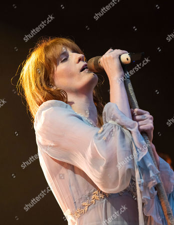 Florence and the Machine - Florence Welch