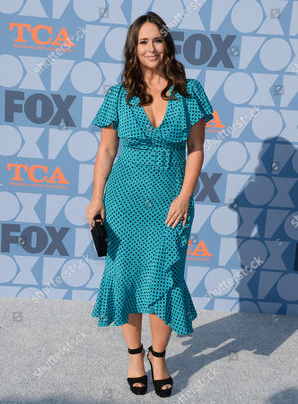 Editorial photo of Fox Network's TCA Summer Press Tour Party, Arrivals, Los Angeles, USA - 07 Aug 2019