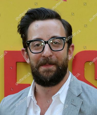 """Adam Rose attends the LA Premiere of """"Sextuplets"""" at the Arclight Hollywood, in Los Angeles"""