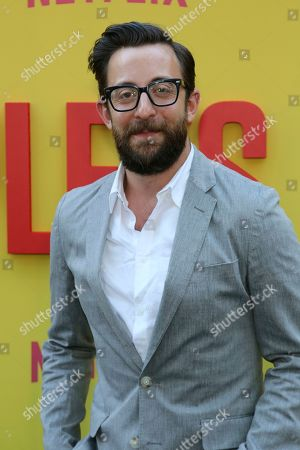 """Stock Image of Adam Rose attends the LA Premiere of """"Sextuplets"""" at the Arclight Hollywood, in Los Angeles"""