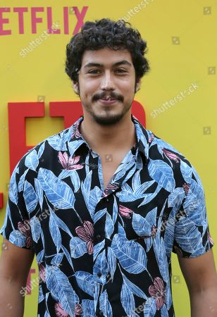 """Julio Macias attends the LA Premiere of """"Sextuplets"""" at the Arclight Hollywood, in Los Angeles"""