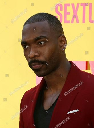 "Jay Pharoah attends the LA Premiere of ""Sextuplets"" at the Arclight Hollywood, in Los Angeles"